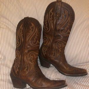 Ariat women's Heritage Western X Toe Western Boot
